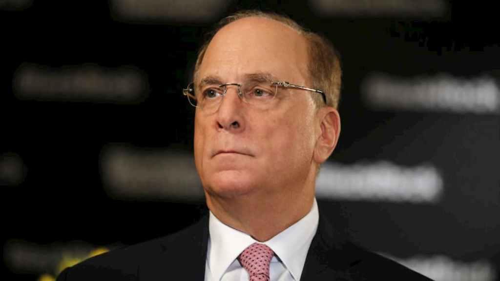 Larry Fink, CEO da BlackRock