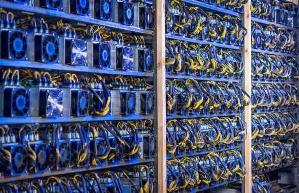 Mineradora de bitcoin Riot Blockchain