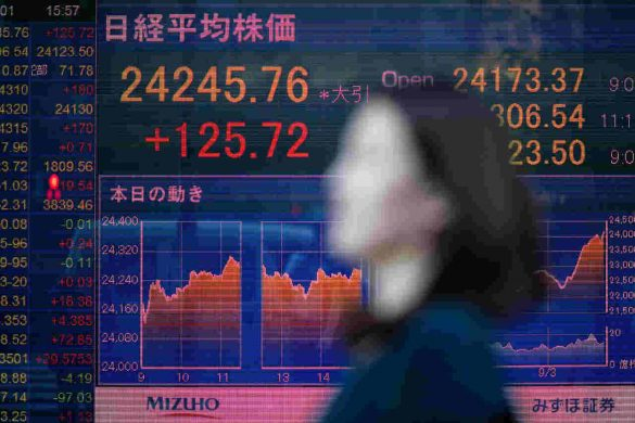 Empresa japonesa lançará bolsa de valores em blockchain