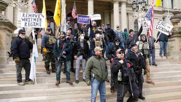 FBI alerta para revolta armada nos EUA