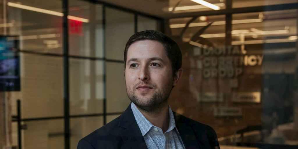 Michael Sonnenshein, novo CEO da Grayscale