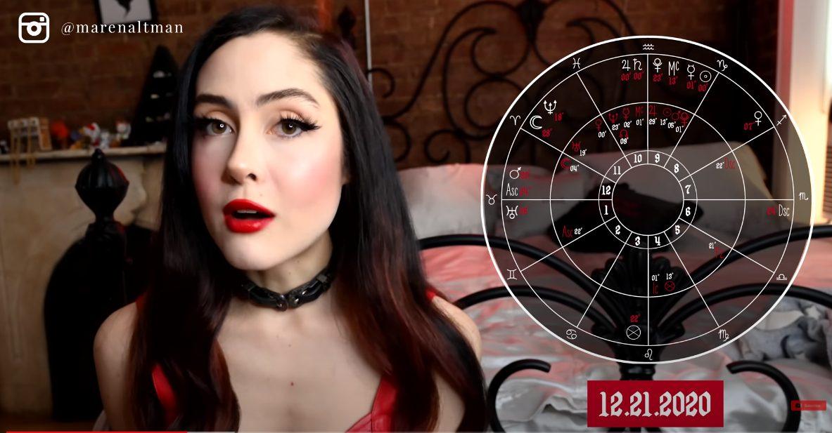 Youtuber usa astrologia para prever o Bitcoin e acerta mais que Samy Dana