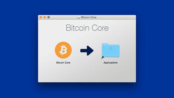 carteira do bitcoin core