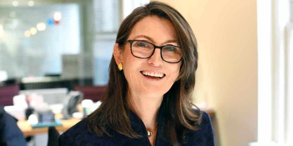 Cathie Wood, CEO da Ark