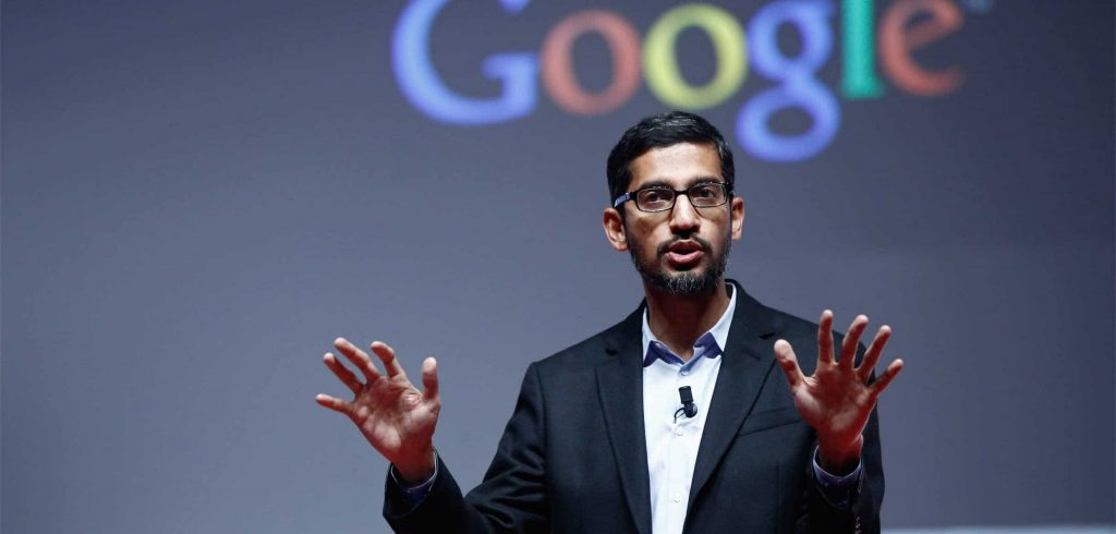 CEO do google