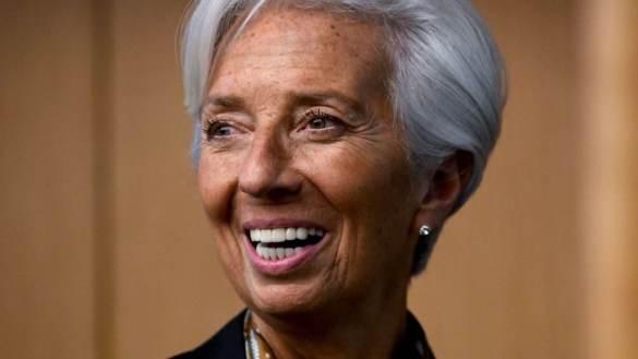 Christina Lagarde, presidente do Banco Central Europeu pede regulação global do Bitcoin