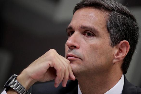 Roberto Campos Neto presidente do Banco Central