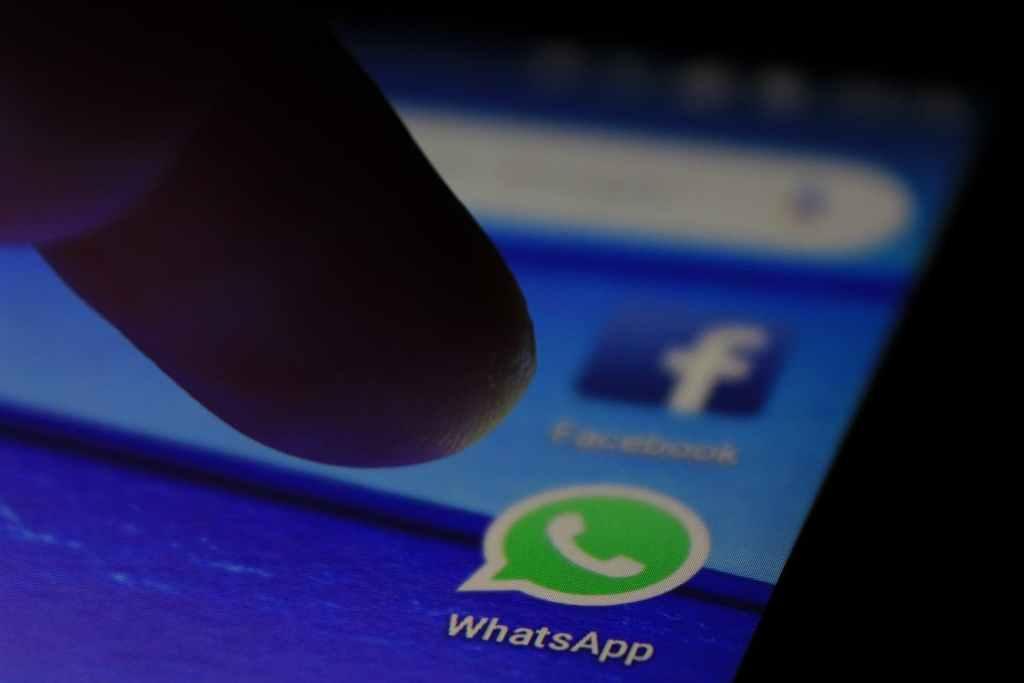 WhatsApp aplicativo