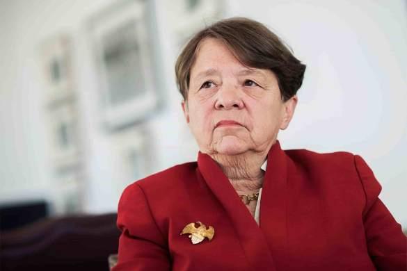 Mary Jo White, ex-presidente da SEC