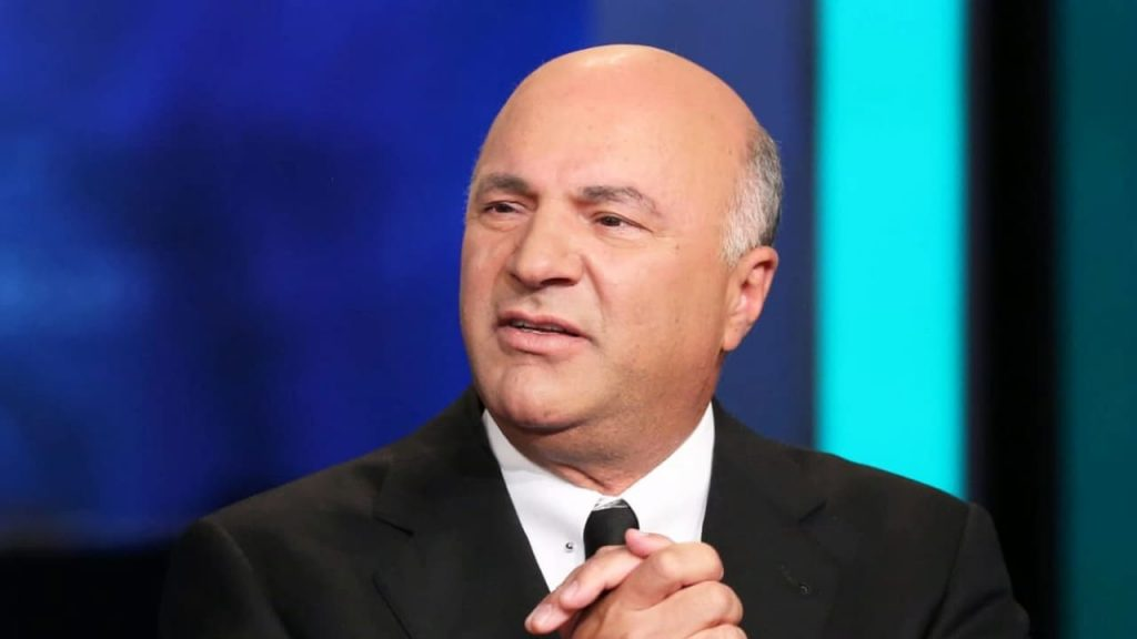 Kevin O´Leary, Shark Tank presenter