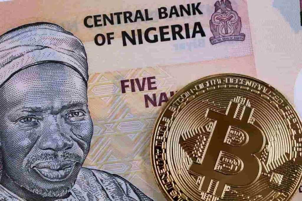 Converti Bitcoin in Naira Nigeriana o quanti BTC in NGN?