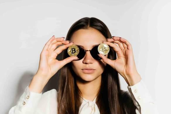 Mulheres do mercado de cripto
