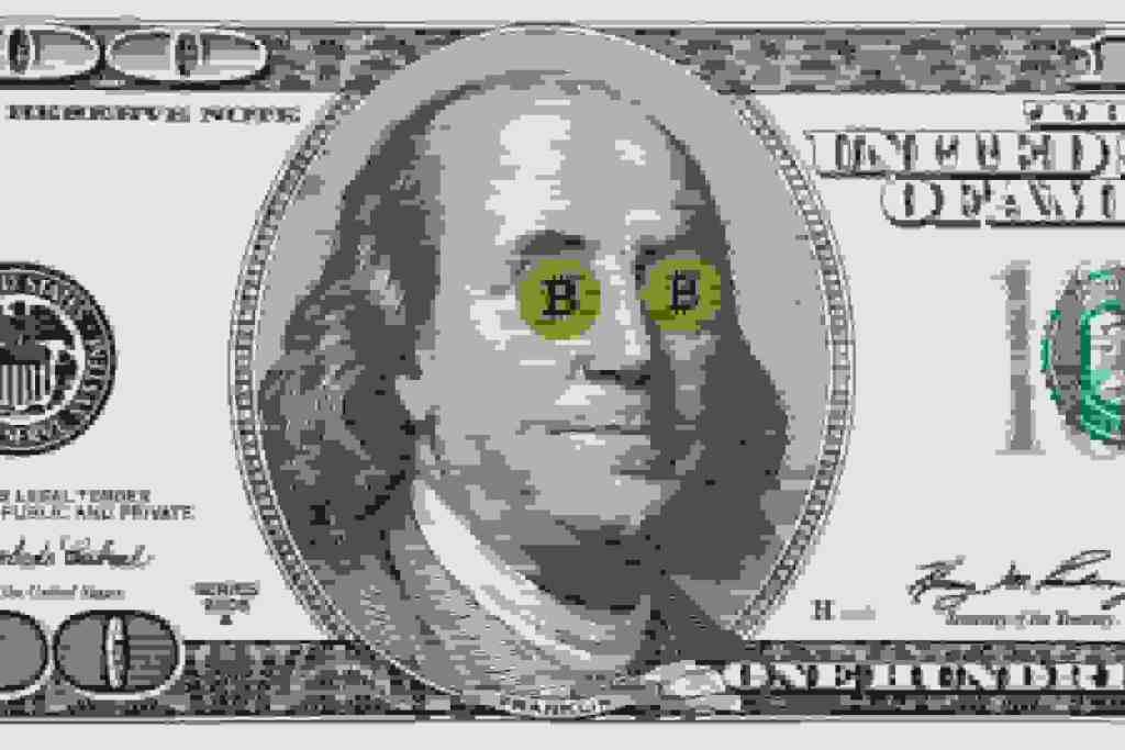 Preço do Bitcoin US$100 mil