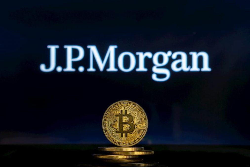 JPMorgan apresenta produto para investimento em empresas de criptomoedas