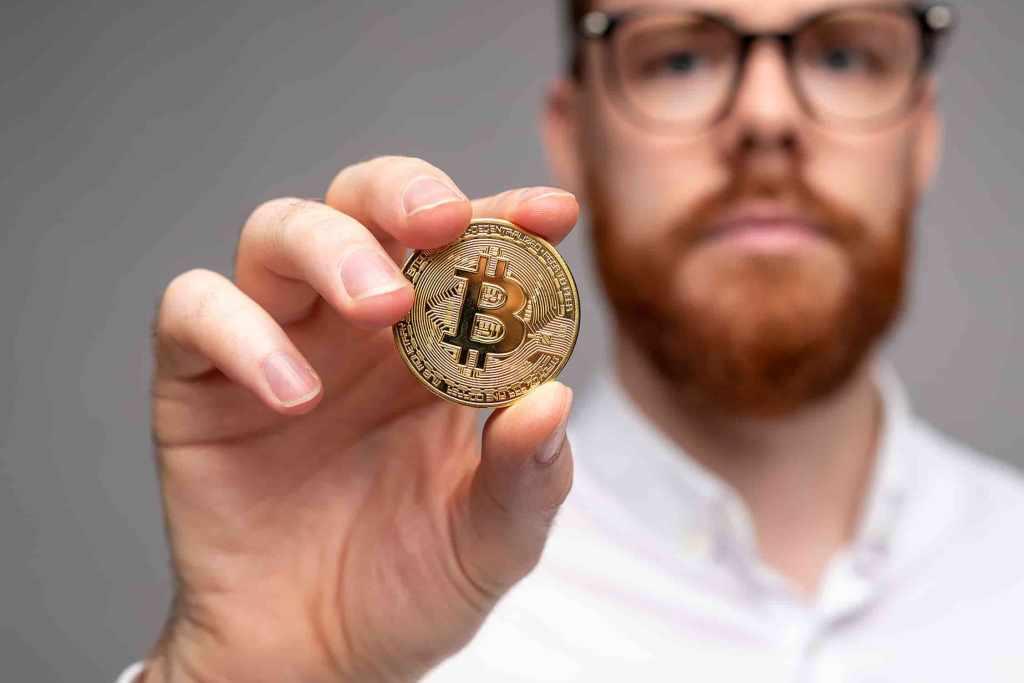 Futuro das criptomoedas, moeda de bitcoin