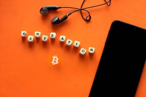 Geração Bitcoin