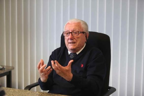 Luiz Barsi, maior investidor individual da bolsa