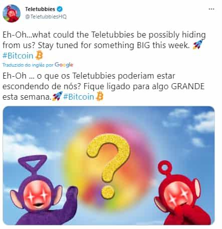 teletubbies tweet