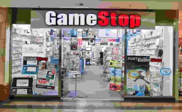 Gamestop ações