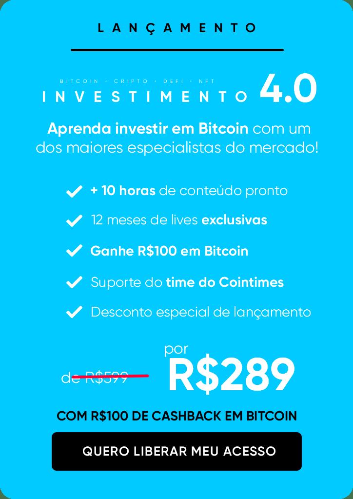 Lançamento Investimento 4.0