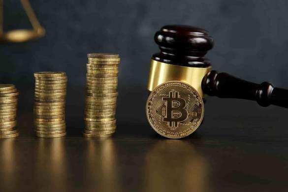 Leilão de bitcoin