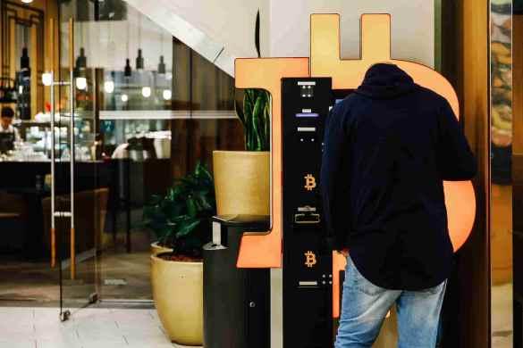 ATM de Bitcoin