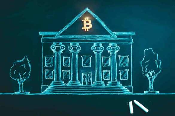 Bitcoin bancos