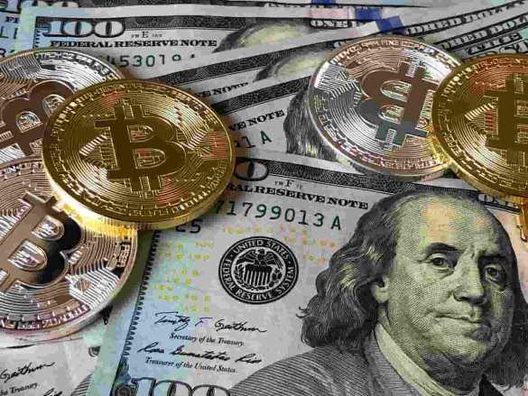 Bitcoin e centenas de bancos