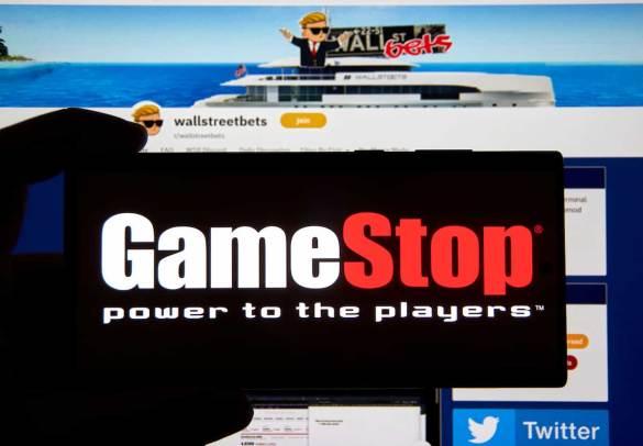 GameStop lança projeto NFT
