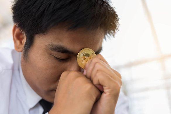 recorde de perdas em bitcoin