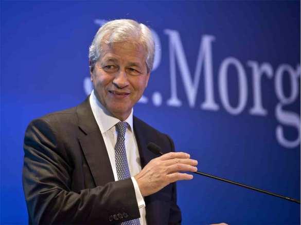 Jamie Dimon, CEO do JPMorgan