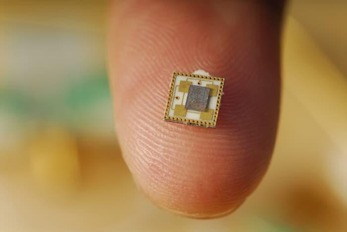 Chips ASIC usados no processo de mineração de Bitcoin