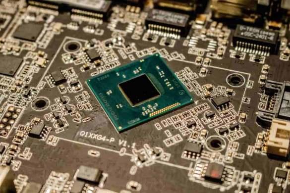 chip mineração de BTC