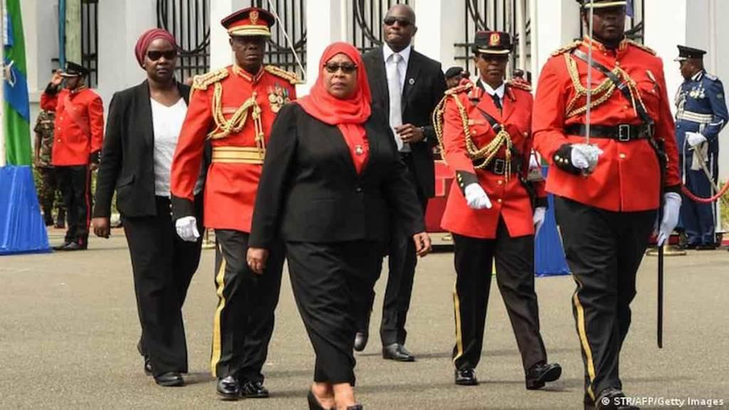 presidente da Tanzânia