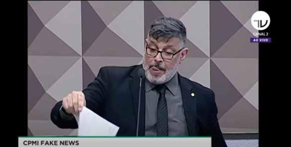 Alexandre Frota CPI Fakenews