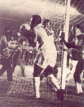 Milésimo gol do Pelé