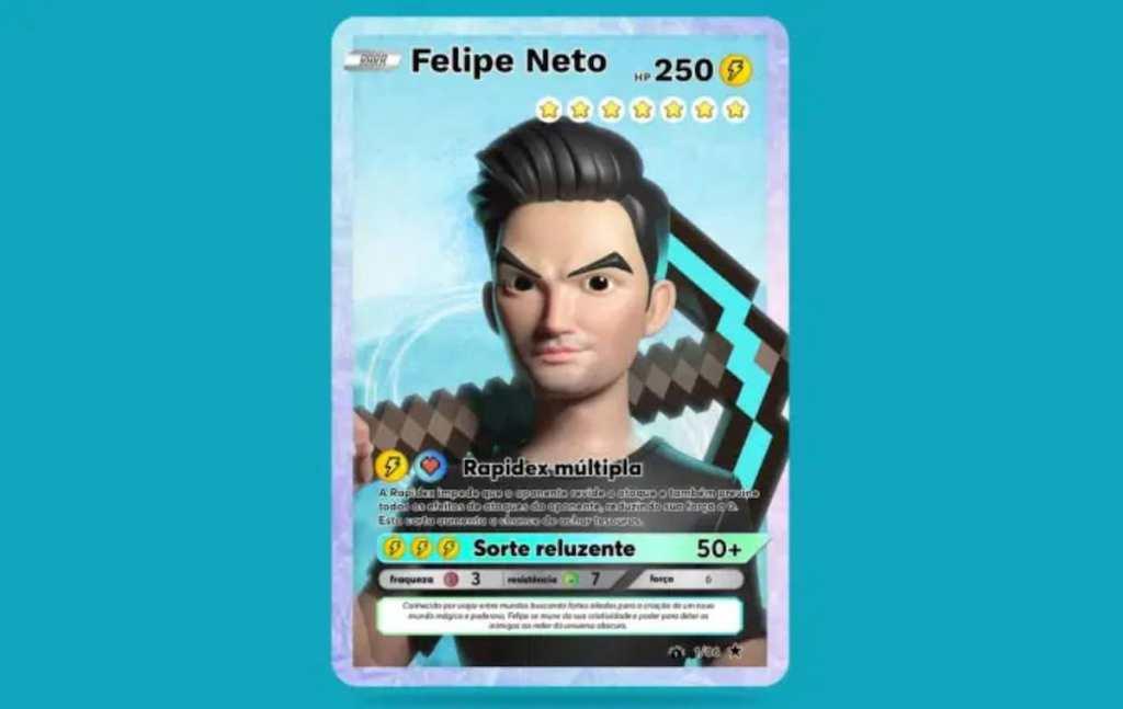 Felipe Neto NFT