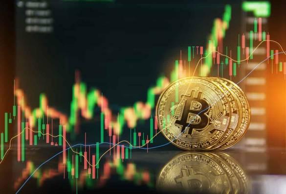 bitcoin saltou