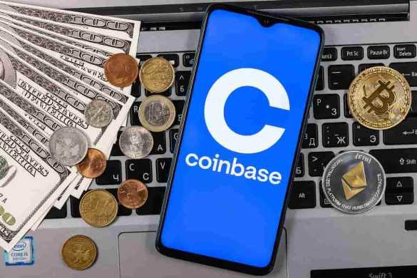 Criptomoedas Coinbase