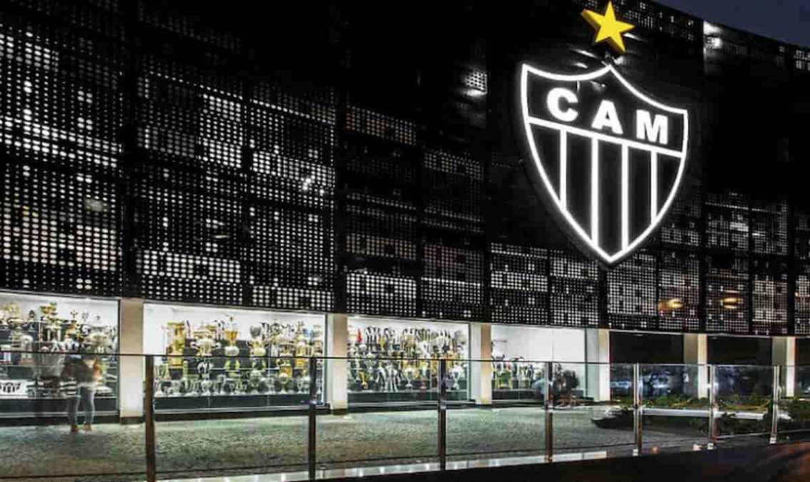 Clube Atlético Mineiro é um dos destaques brasileiros do Binance NFT Marketplace