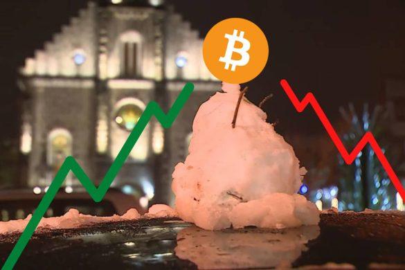 Bitcoin não congela