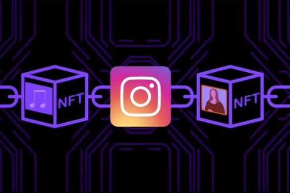 Instagram NFT