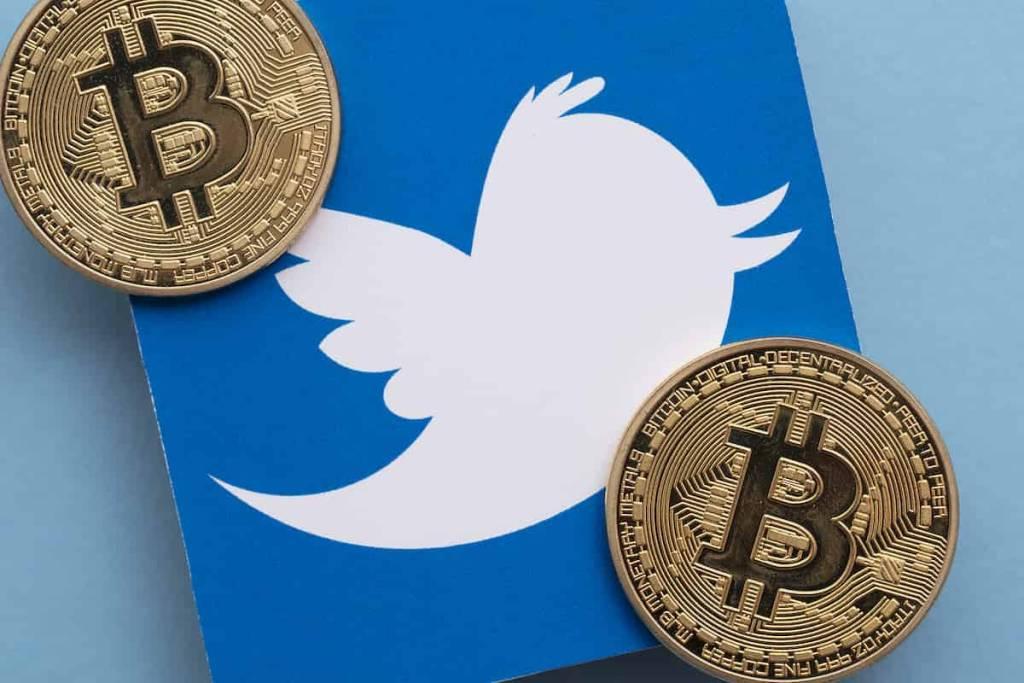 Twitter e bitcoin