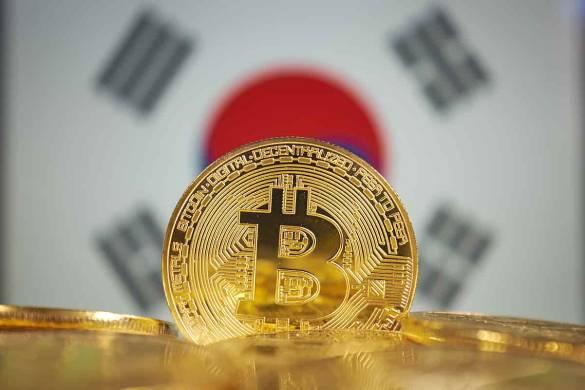 Coréia do Sul bitcoin