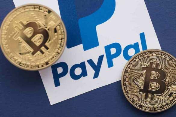 PayPal super carteira de bitcoin