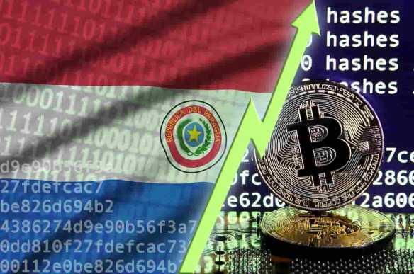 Paraguai mineração de bitcoin