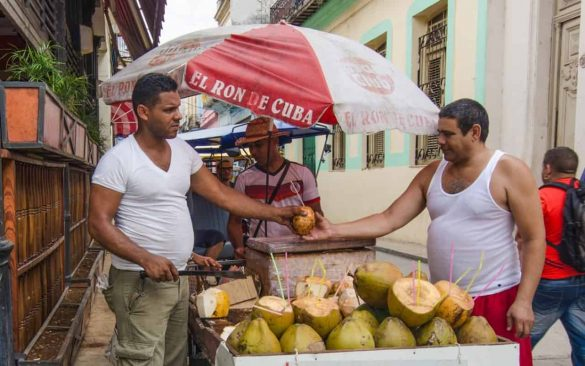 problema bitcoin regime Cubano