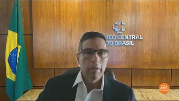 Presidente do BC criptomoedas