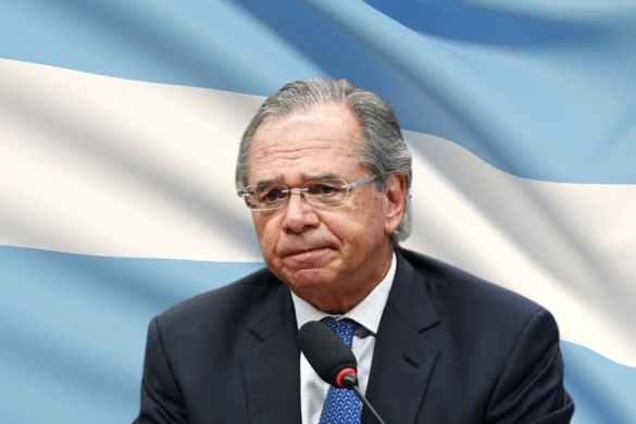 Guedes quer moeda única com Argentina
