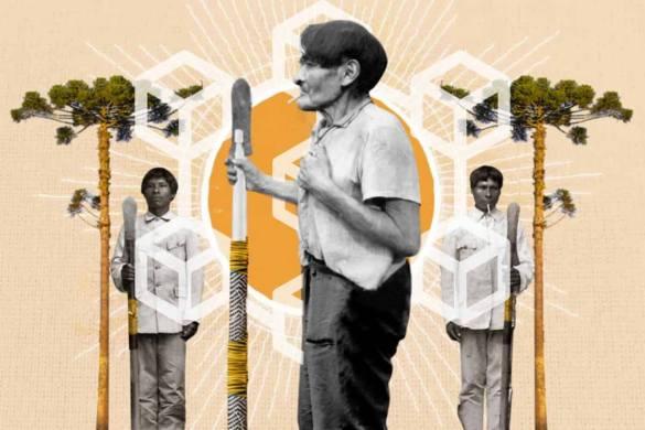 STF demarcação de terras indígenas blockchain